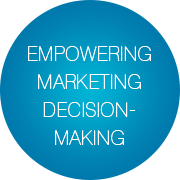 empowering-marketing-decision-making-slogan-bubbles