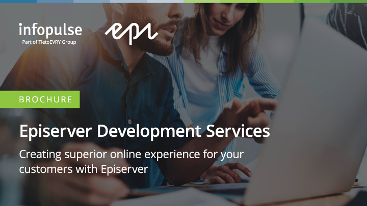 PDF cover of Episerver Development Services
