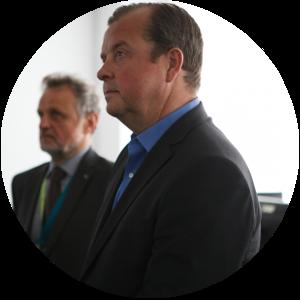 EVRY CEO Björn Ivroth