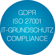 BSI IT-Grundschutz, ISO 27001, and GDPR