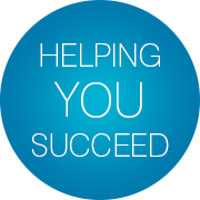 helping-you-succeed-slogan-bubble