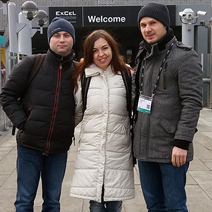 Infopulse HPE ALM Support Team Visits HPE Discover 2016 - Infopulse - 344410