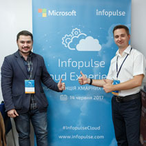 Infopulse and Microsoft Run Cloud Solutions Conference - Infopulse - 943143