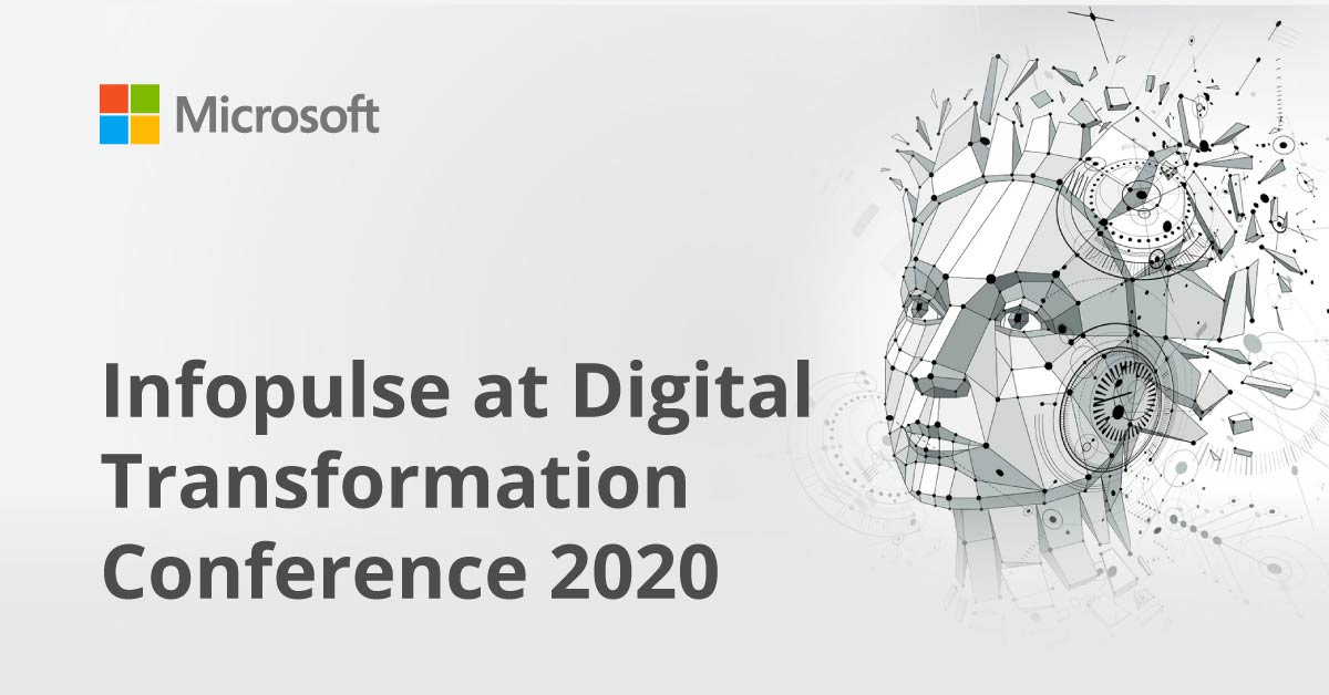 Infopulse at Digital Transformation Conference 2020 – Infopulse - 5