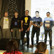Infopulse Wins Best Business Case Award at IoT Hackathon - Infopulse - 169757