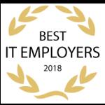 Infopulse Ranked #1 IT Employer in 2018