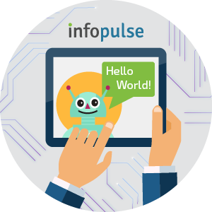 Universal Chatbot Assistant for Enterprises - Infopulse