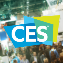 Infopulse exhibits at CES 2017 in Las Vegas, NV, USA