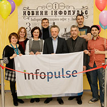 Infopulse Opens New Delivery Office in Lviv, Ukraine - Infopulse - 537836