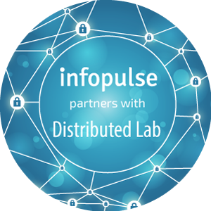Infopulse Partners with Distributed Lab for Blockchain Innovations