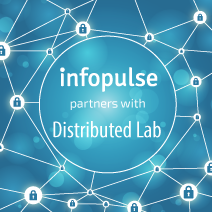 Infopulse partners with Distributed Lab