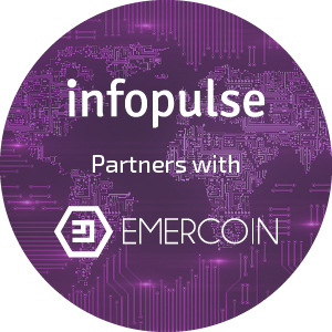 Infopulse Partners with Emercoin in Development of Innovative Blockchain Solutions - Infopulse