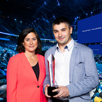 Infopulse Recognized as 2019 Microsoft Country Partner of the Year for Ukraine - 3