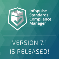 Infopulse SCM 7.1 with ISO 14001 support