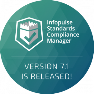 Meet Infopulse SCM 7.1 with ISO 14001 on board!