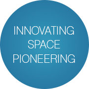 Innovating space pioneering