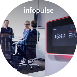 Innovative IoT Solution for Office Space Management - Infopulse
