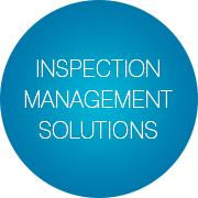 inspection-management-solution-slogan-bubbles