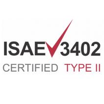 ISAE 3402 logo