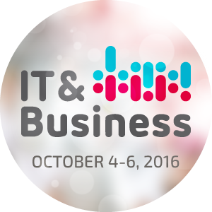 Infopulse stellt auf der Messe IT & Business 2016 aus