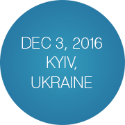 IT Forum 2016 in Kyiv, Ukraine