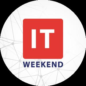 it-weekend-round
