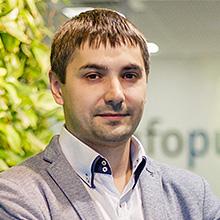 Ivan Musiienko, Head of Cloud Center of Excellence at Infopulse