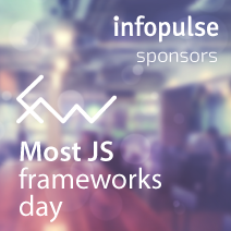 Most JS Frameworks Day 2016