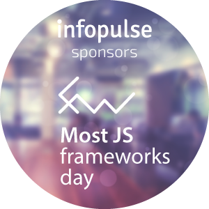 Infopulse Supports Most JS Frameworks Day 2016