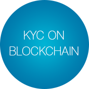 know-your-customer-system-on-blockchain-for-banks-slogan-bubbles