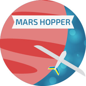 Mars Hopper project