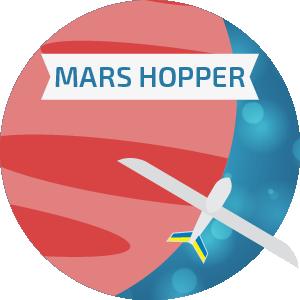 Das Mars-Hopper-Projekt