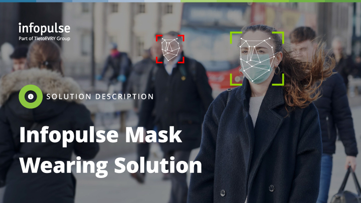 PDF cover of Infopulse Mask Wearing Detection