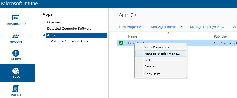 Mobile Device Management Using Microsoft Intune - Infopulse - 722013