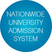 Nationwide University Admission System and Mobile App