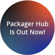 new-product-pace-packager-hub-slogan-bubbles