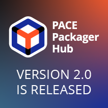 Welcome PACE Packager Hub 2.0 with Analytics & Tracking