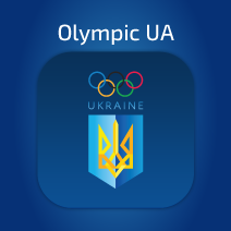 Olympic UA - Official Mobile App of the National Olympic Team of Ukraine
