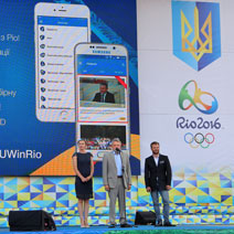 Infopulse Develops Official Mobile App for Ukrainian Olympic Team - Infopulse - 067167