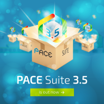 PACE Suite 3.5 is out now