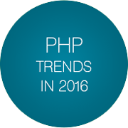 PHP development trends in 2016