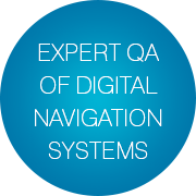 Expert QA of Digital Navigation Systems - Infopulse