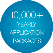 10000 yearly application packages - Infopulse