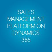Sales Management Platform on Dynamics 365 - Infopulse