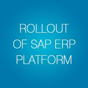 Rollout of SAP ERP Platform - Infopulse