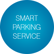 Smart parking service IoT solution