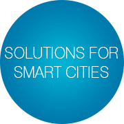Solutions for smart cities