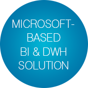 Microsoft-based BI & DWH Solution