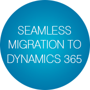 Seamless systems migration to Dynamics 365