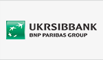 UkrSibbank BNP Paribas Group logo